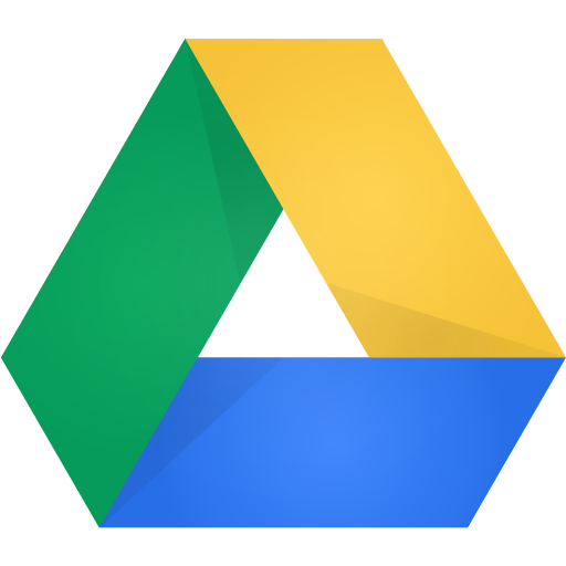 G Suite Drive logo icon
